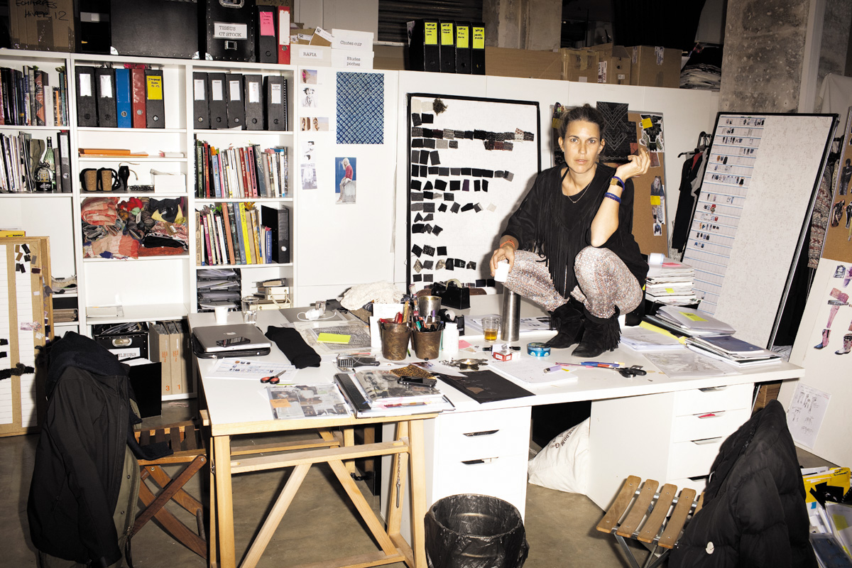 Isabel Marant For H M Notes From The Editor